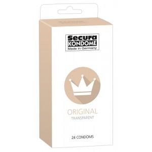 Preservativos Secura Original x 24