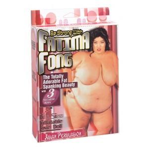Boneca Insufl?vel Fatima Fong