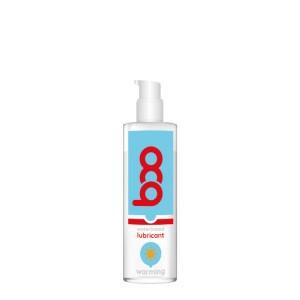 Lubrificante Base de Água Efeito Quente Boo 150ml
