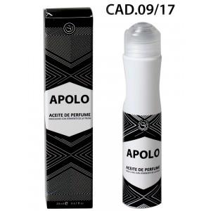 Óleo de Perfume Masculino Apolo Feromonas 20ml