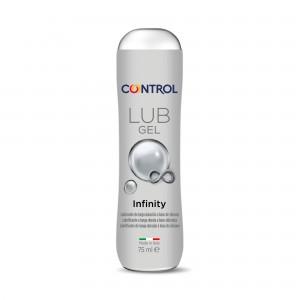 LUBRIFICANTE Control Silicone  INFINITY 75 ML