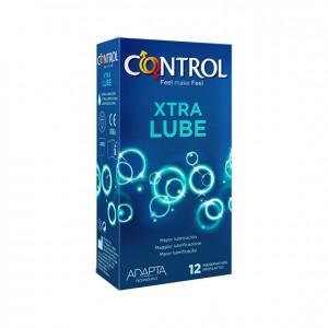 Caixa 12 Preservativos Xtra Lube Control