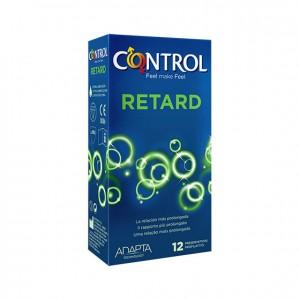 Caixa 12 Preservativos Retard Control