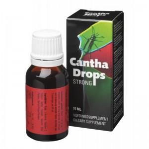 Afrodisíaco Gotas Forte Cantha Drops Strong 15ml