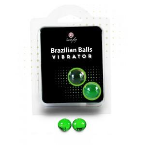 Conjunto 6 Bolas Explosivas Efeito Vibrador