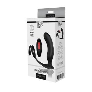 Estimulador c/ Controlo Remoto P-Pleasure Dream Toys Preto