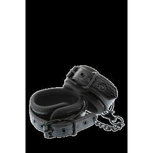 Algemas tornozelos preto - BLAZE CROCO