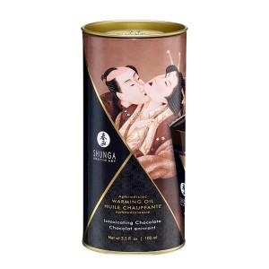 Óleo Massagem Afrodisiaco Chocolate Intoxicante 100ml