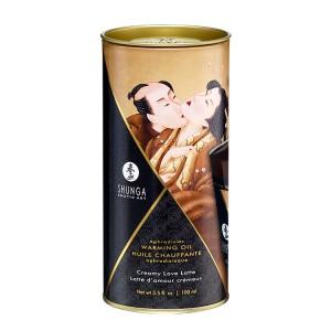 Óleo Massagem Afrodisiaco Creamy Love Latte 100ml