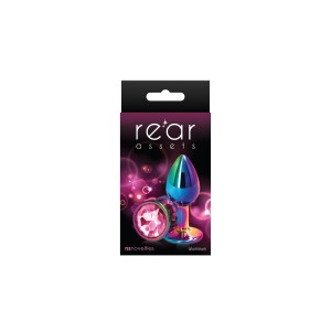 Plug Anal multicolor REAR ASSETS rosa S