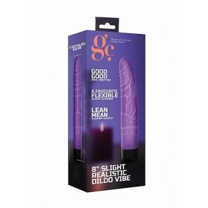 Vibrador Realista Multivelocidades Slight GC 16.5cm Roxo