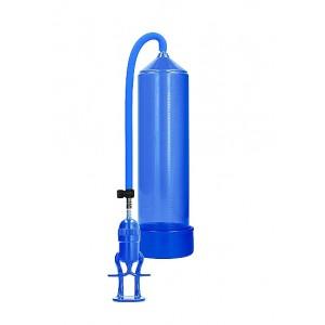 Bomba Vácuo Pénis Deluxe Pumped Azul
